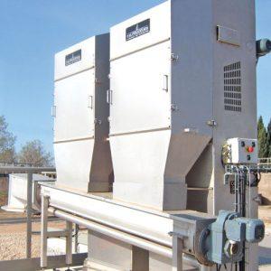 Aplicaciones de rejas automaticas de desbaste