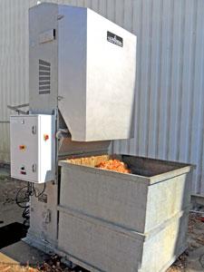 Reja automatica para fabricas agroalimentarias